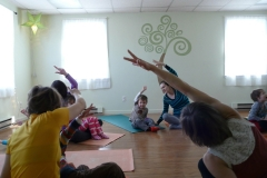 Little Yogis Family Class