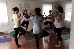 Pre-Natal Yoga Class